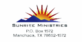 Sunrise ministries logo